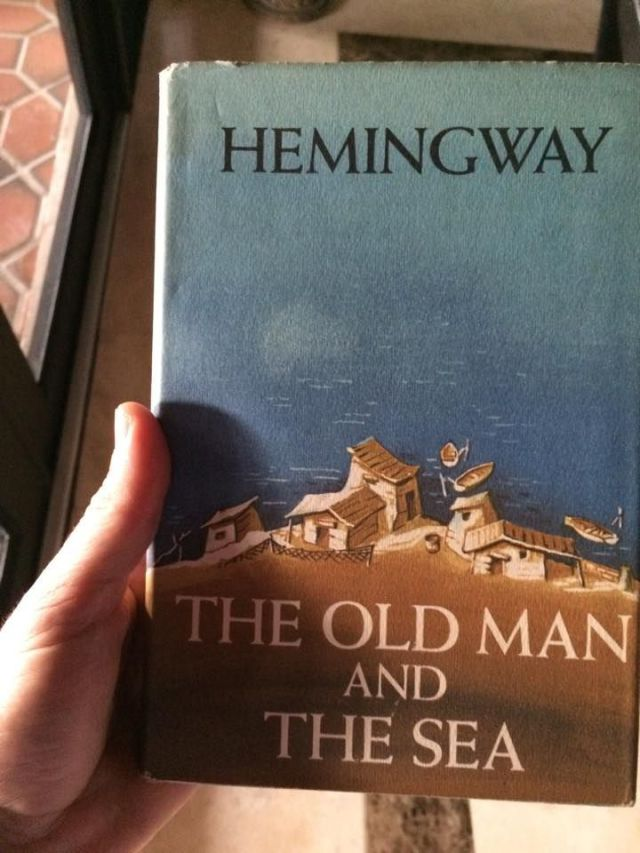 A Signed Original Ernest Hemingway Book Bought for Almost Nothing