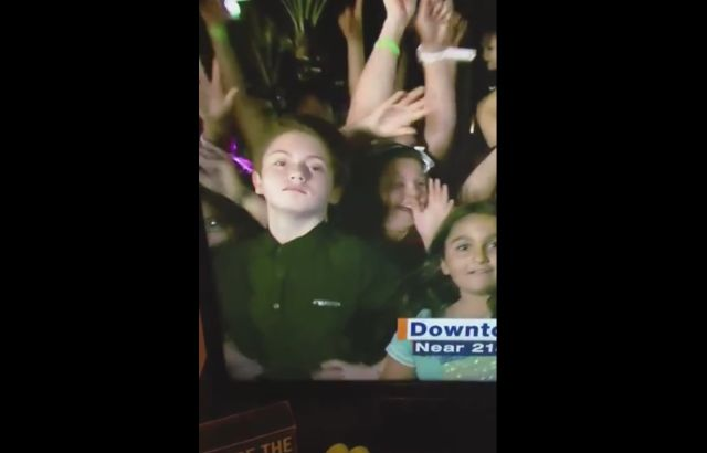 Kid Goes Full Diva on Live TV