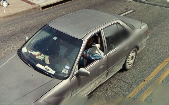 The New Google Car Is the World's Next Best Photographer