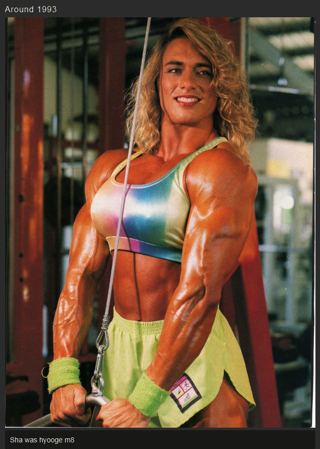 Clit picture steroid womens