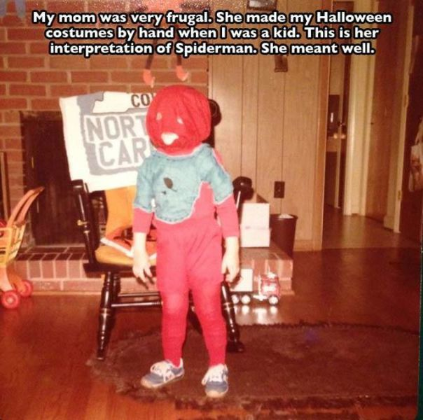 Parents Are Responsible for These Halloween Costume Fails