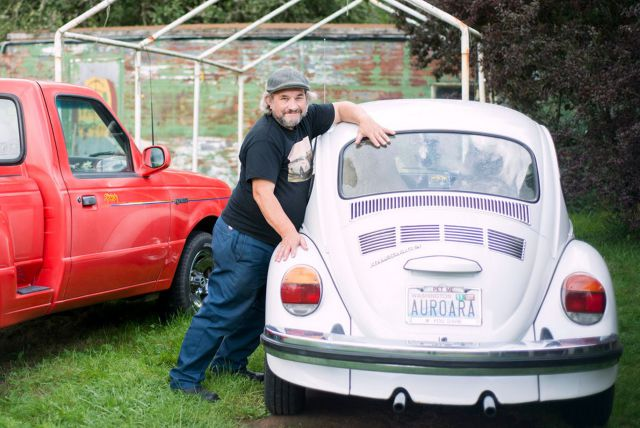 The Man Who Has a Bizarre Connection to Cars