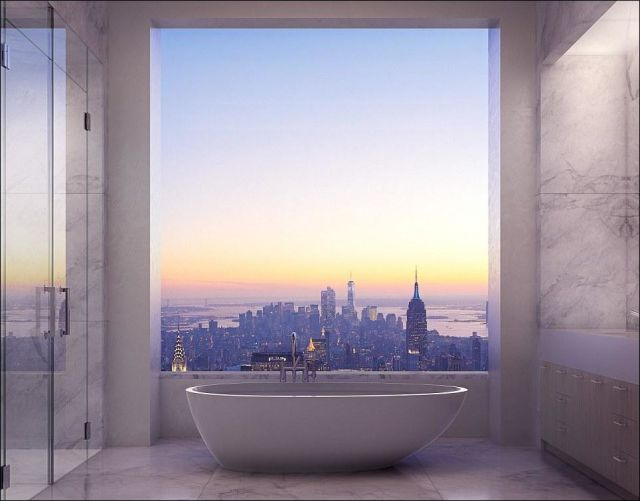 A $95 Million City Apartment with Stunning Views of Manhattan