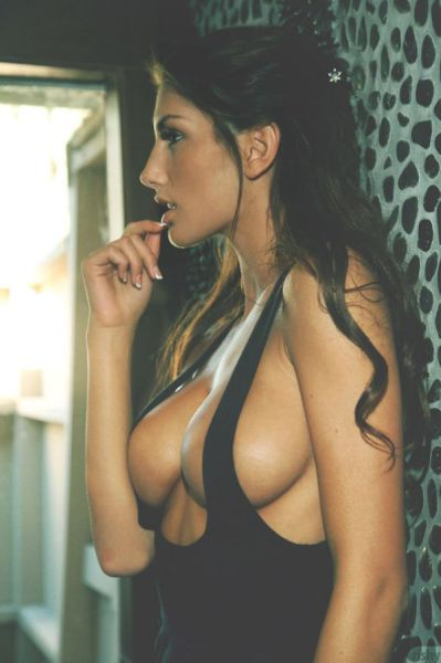My Goodness Those Are Big Knockers!