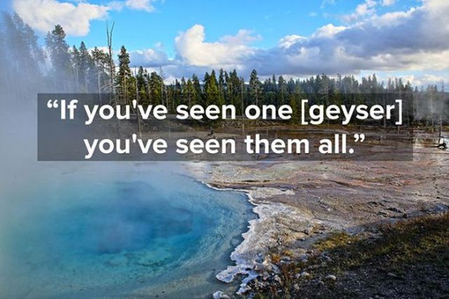 Yelp Reviews for National Parks That Are Just Ridiculous