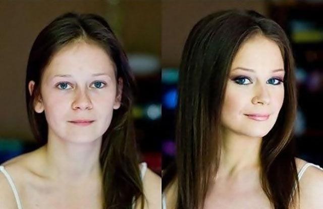 Remarkable Makeup Makeovers