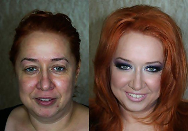 Remarkable Makeup Makeovers