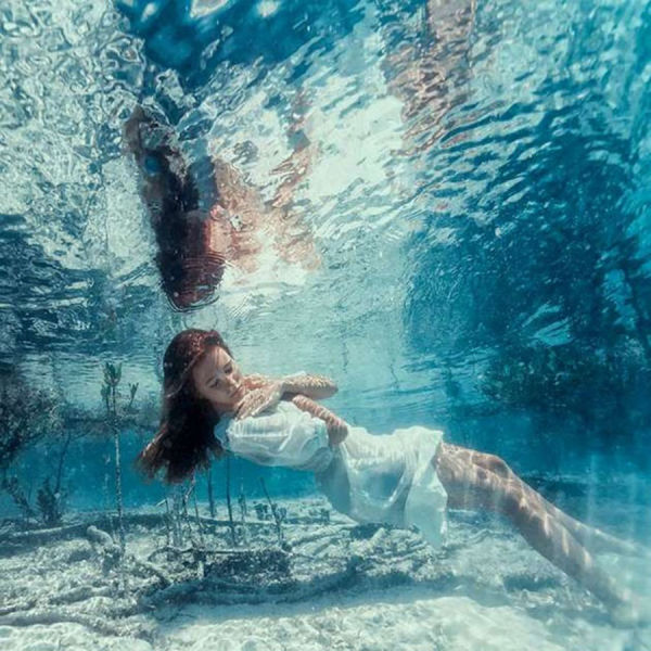 This Woman Could Be a Real Life Mermaid