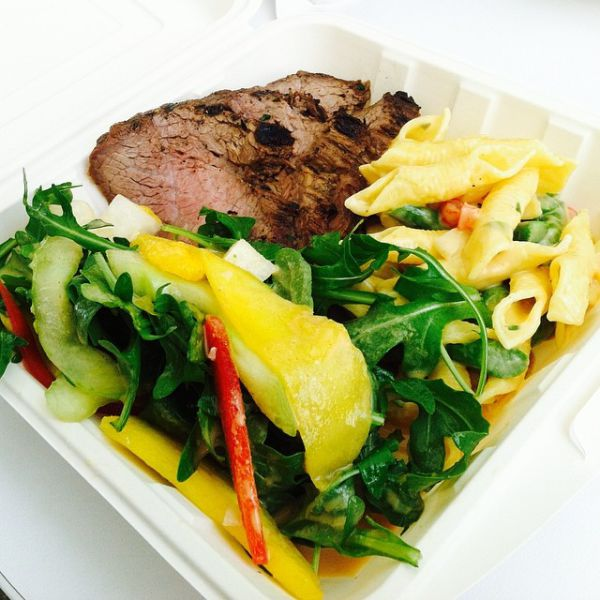 Apple Employees Have the Best On-Campus Meals