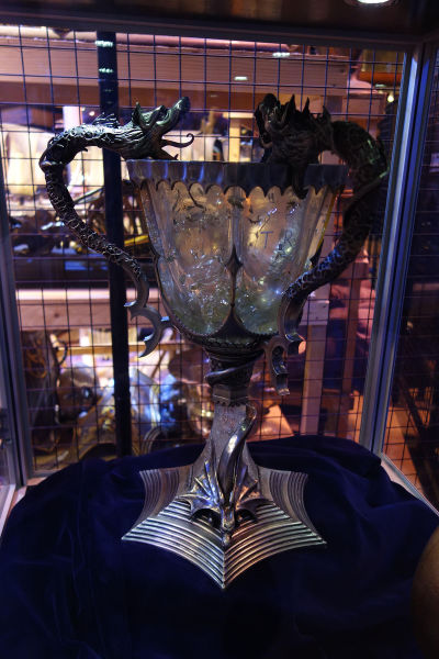 Inside the Warner Brothers Studio Tour of Harry Potter