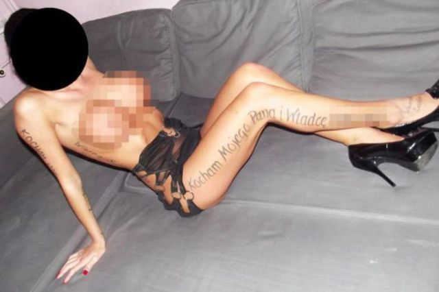 "Tattoos Mark Polish Prostitutes as ""Property"" of Their Pimps"