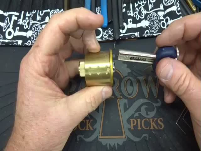 The Strangest Lock on Earth Seems to Be Unpickable  (VIDEO)