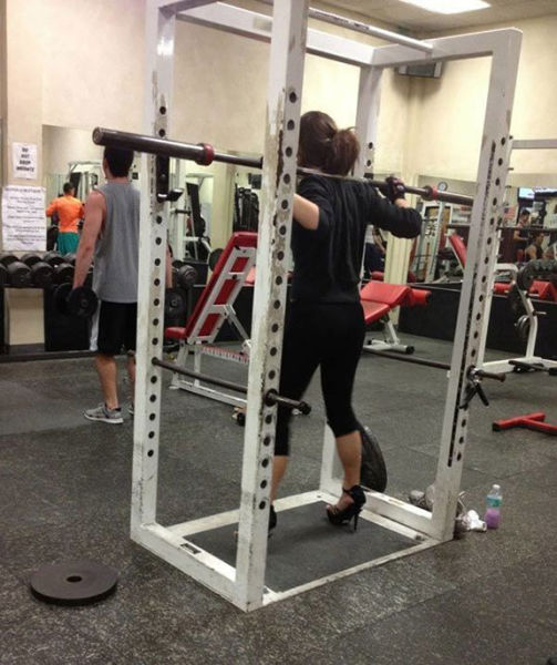 People Who Need a Manual for How to Use the Gym