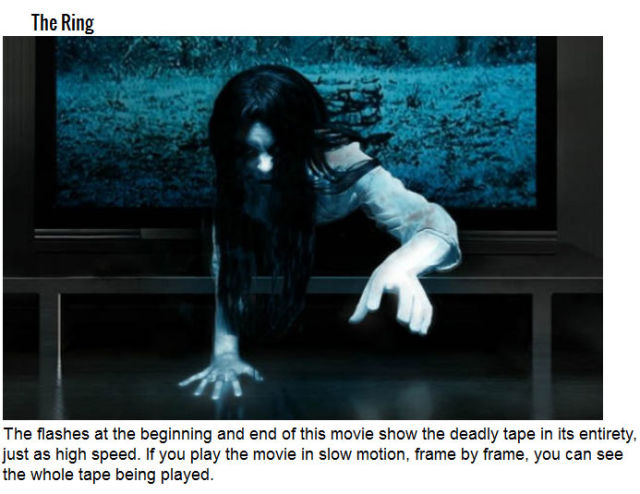 Fun Facts about Some of Your Favorite Horror Movies