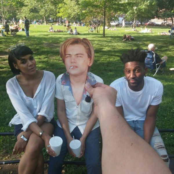 Leonardo DiCaprio Is Everyone's Friend
