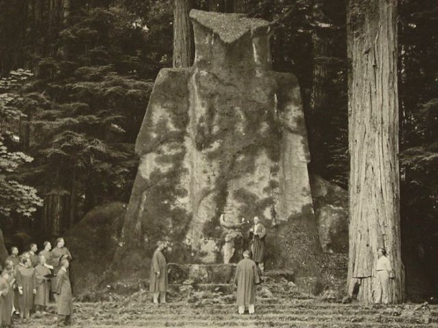 Real-life Photos from a Bohemian Grove Meetings