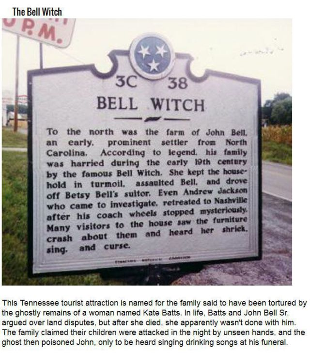 The Scariest Female Ghosts Throughout History