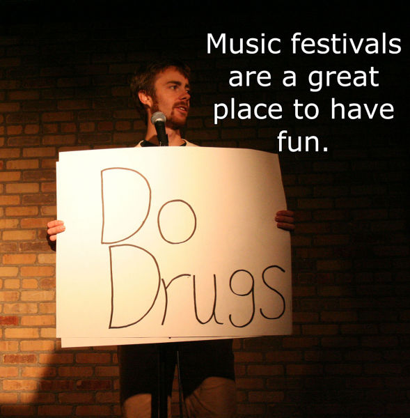 The Truth about What Really Happens at Music Festivals