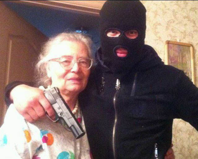 Grandmas That Will Make You Say WTF
