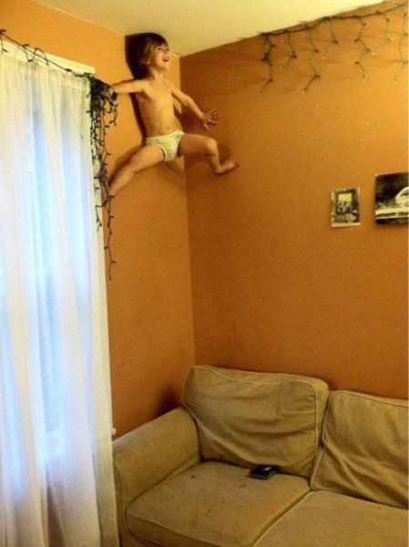 Kids Are Actually Crazy Little People