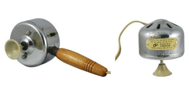 Prelude vibrator