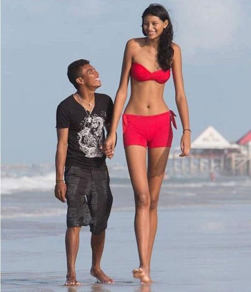 Tall People Problems