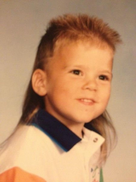 You Can't Help But Respect These Mullets