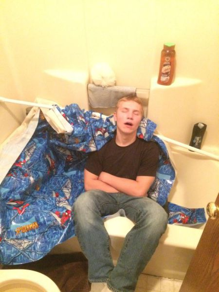 You Might Regret Getting This Drunk Tomorrow Morning