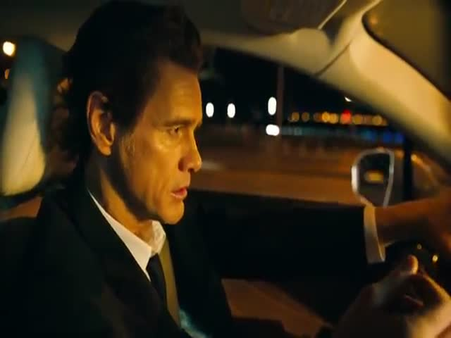Jim Carrey's Perfect Spoof of Matthew McConaughey's Lincoln Commercials  (VIDEO)