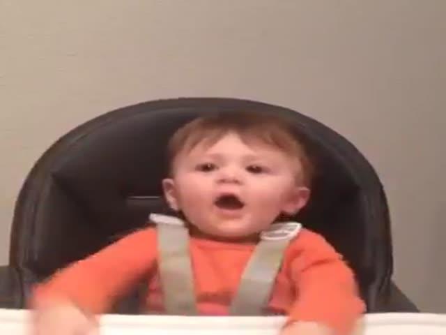Touchdown!  (VIDEO)