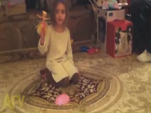 Toy Commits Suicide  (VIDEO)