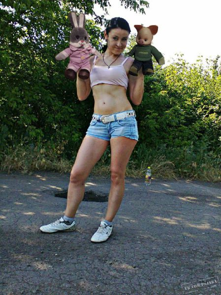 Amusing Photoshop Trolls from Russia