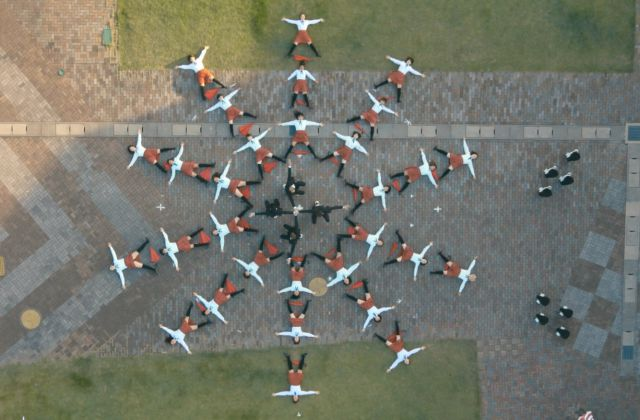 OK GO Are Back with a New Crazy Music Video