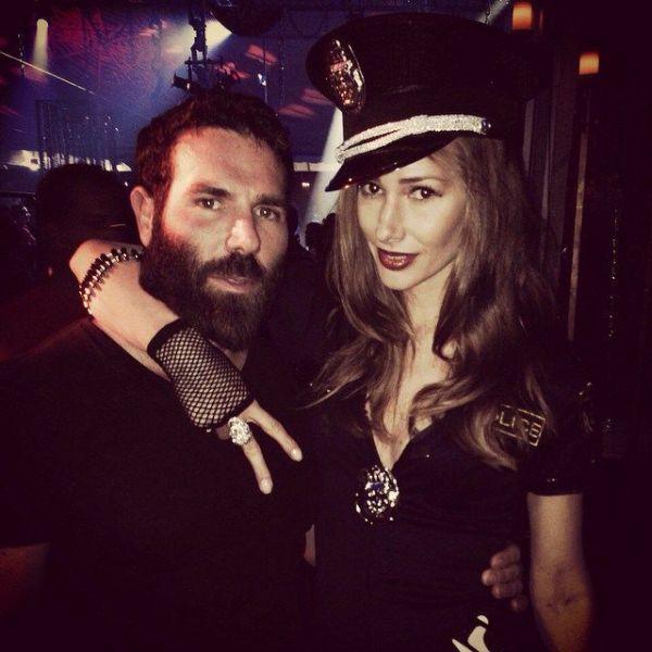 Playboy's Halloween Party Pics