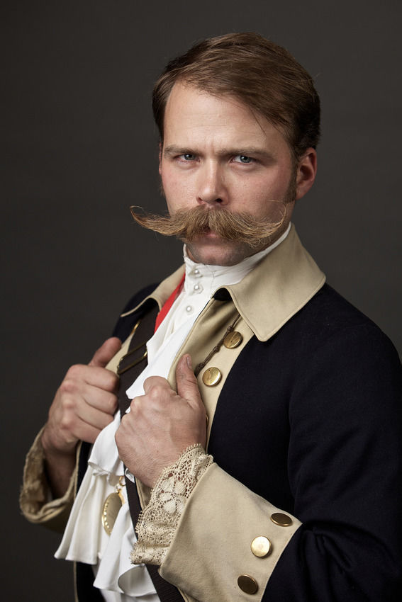 "The Hilarious and Hairy Entries into the ""World Beard and Moustache Championships"""
