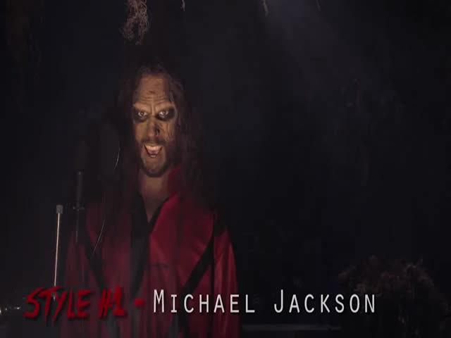 Michael Jackson's 'Thriller' Sung in 20 Different Styles