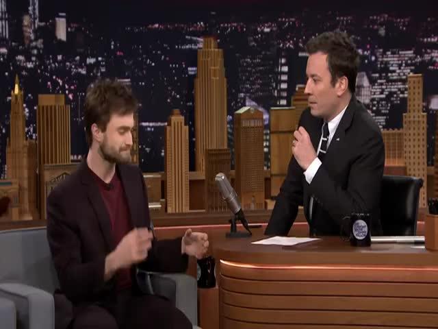 Daniel Radcliffe Raps Blackalicious' 'Alphabet Aerobics', Nails It!