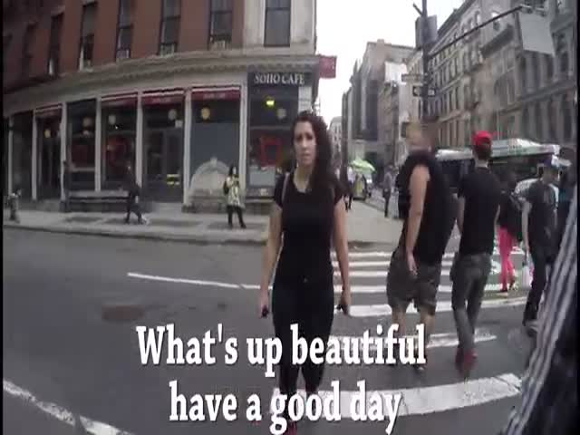 What It's like to Walk through NYC as a Woman