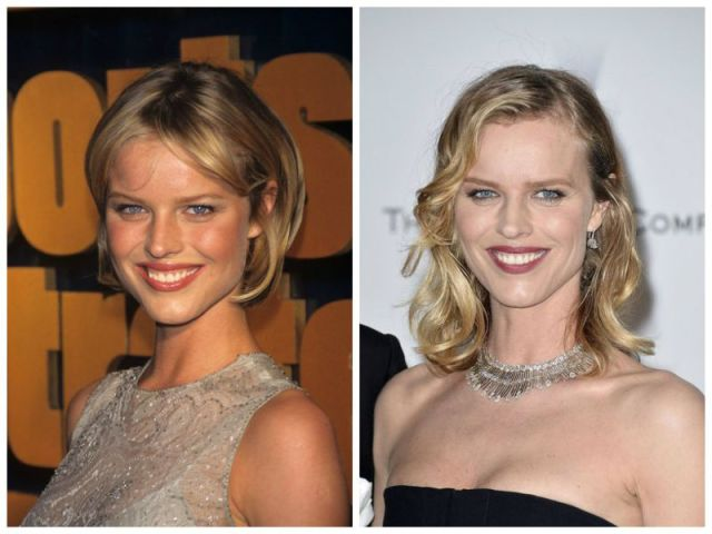 90s Top Models Then and Now