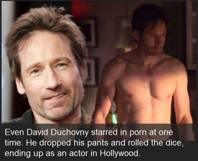 Famous People Who Have All Starred in Adult Films