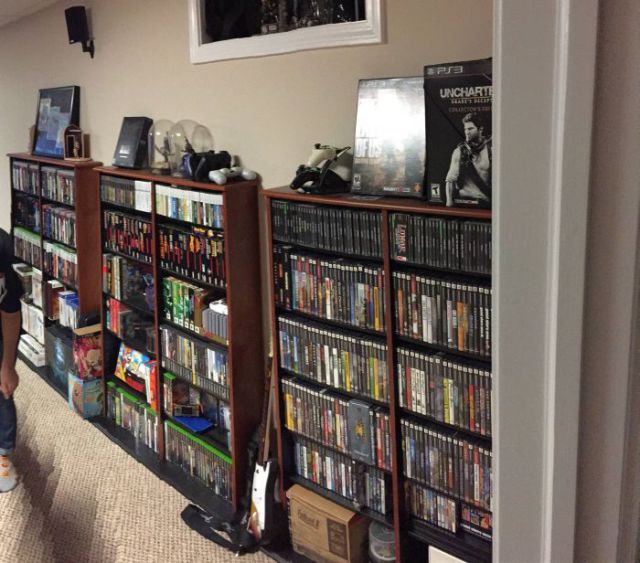 A Couple's Gaming Room That Totally Kicks Ass