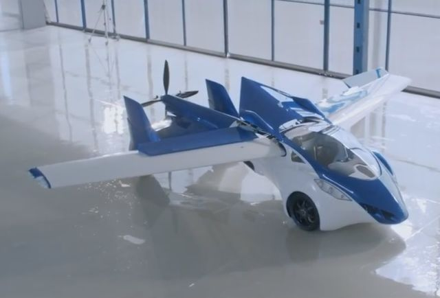 Aeromobil 3.0: The Awesome Flying Car You