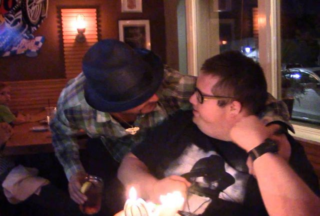 Kid Rock Surprises Fan with Down Syndrome for His 30th Birthday