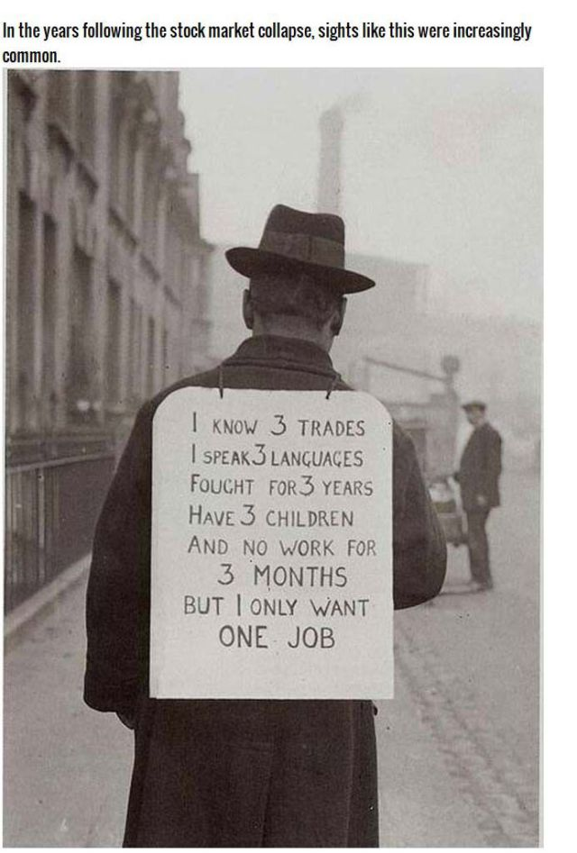 A Photo Story of the Great Depression