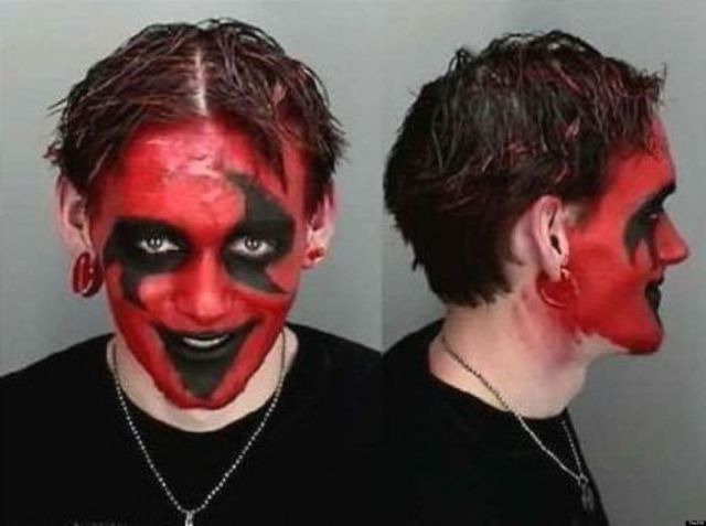 Mugshots Are Even More Amusing on Halloween
