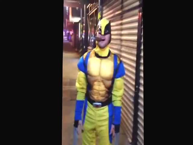 Wolverine Dances to Beyonce's 'Single Ladies'  (VIDEO)