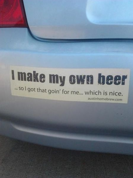 The Dumbest Bumper Stickers Ever Made