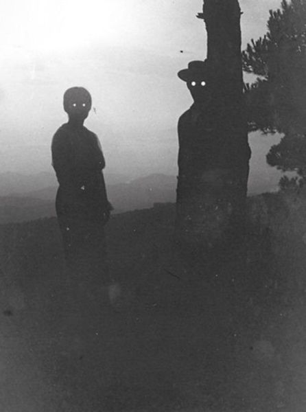 Eerie Photos That Will Give You the Creeps