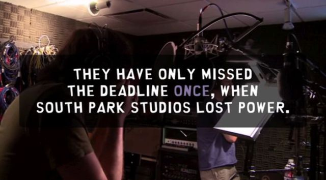 "Random Facts about ""South Park"""