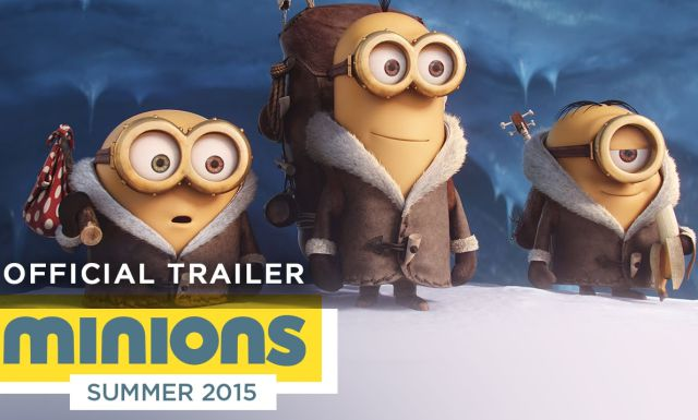Few Trailers You Should Watch: Minions, GTA V FPS and Chappie